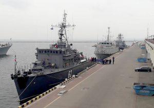 Протимінна група НАТО прибула до Одеси