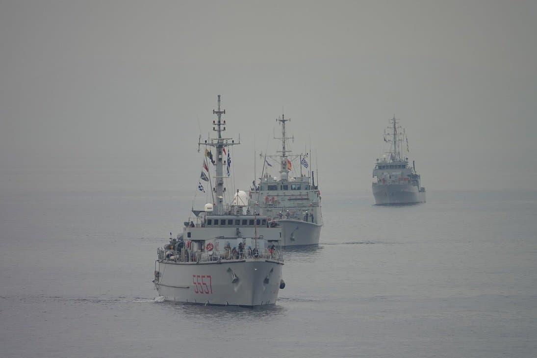 Протимінна група НАТО увійшла до Чорного моря
