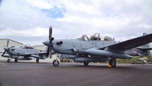 Дещо про потенційні навчальні/навчально-бойові літаки для України