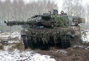 Угорщина обрала Leopard 2A7+