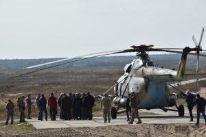 В Чернігові випробовують нове озброєння для Мі-2 та Мі-8