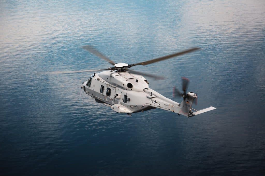 NH90 Sea Lion ВМС Німеччини