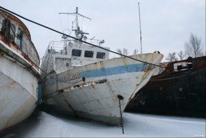 НАН відновлює дослідне судно