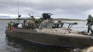 Швеція отримала нову версію CB90