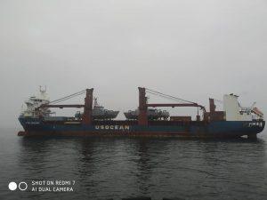 Катери Island доставлені до Одеси