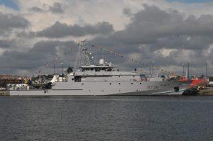 Франція отримала третій корабель класу «La Confiance»
