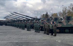 Польська армія активно переозброюється