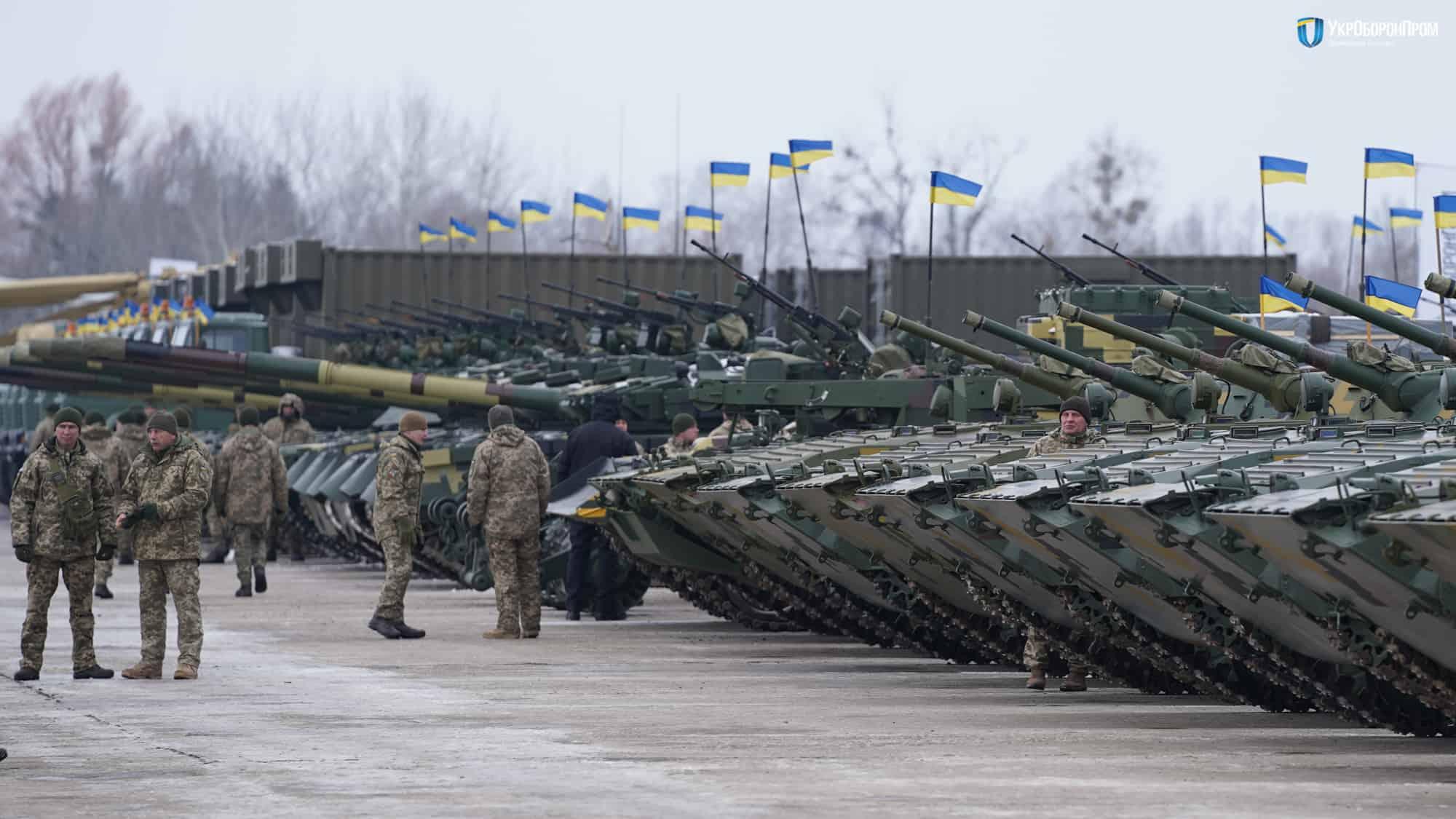 В Україні розробили законопроект «Про оборонні закупівлі»