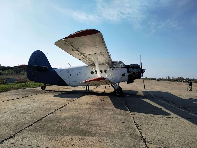 Переданий в 10-у морську авіаційну бригаду літак Ан-2