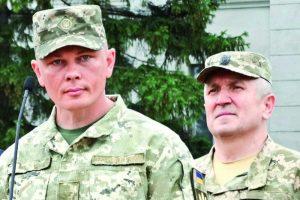 Арештовано колишнього командира 57-ї бригади