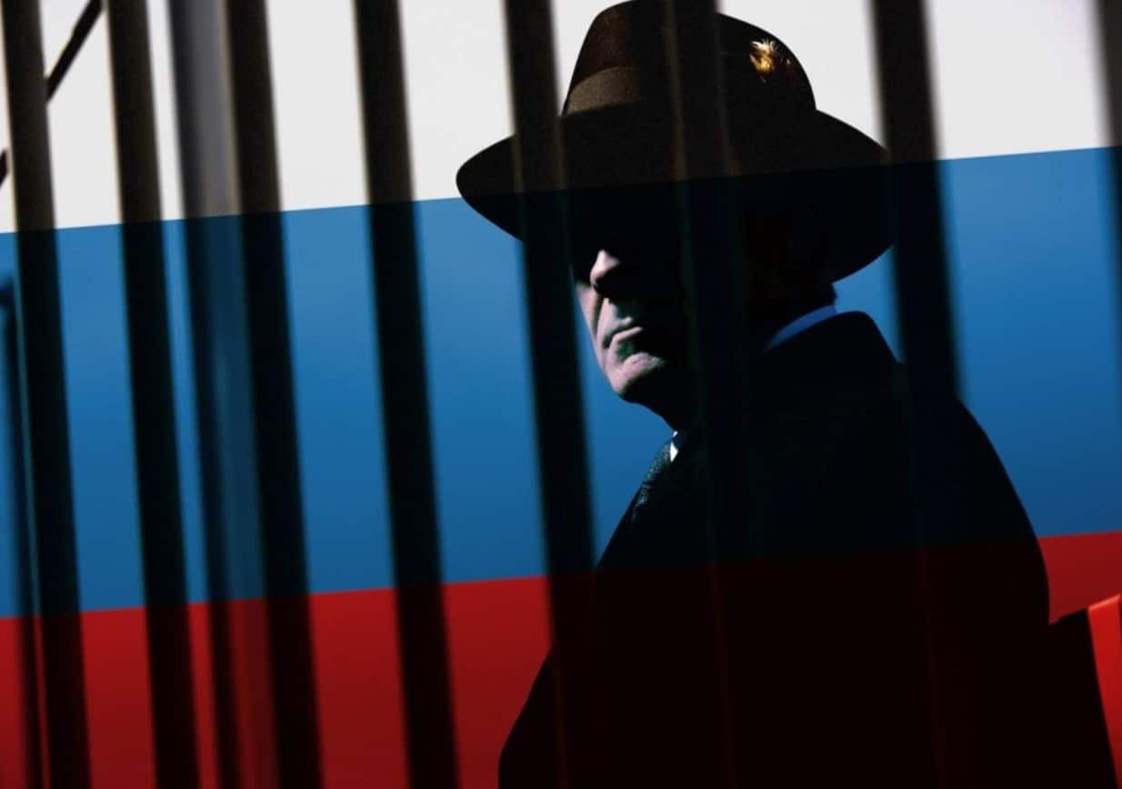 Російські агенти шпигунство