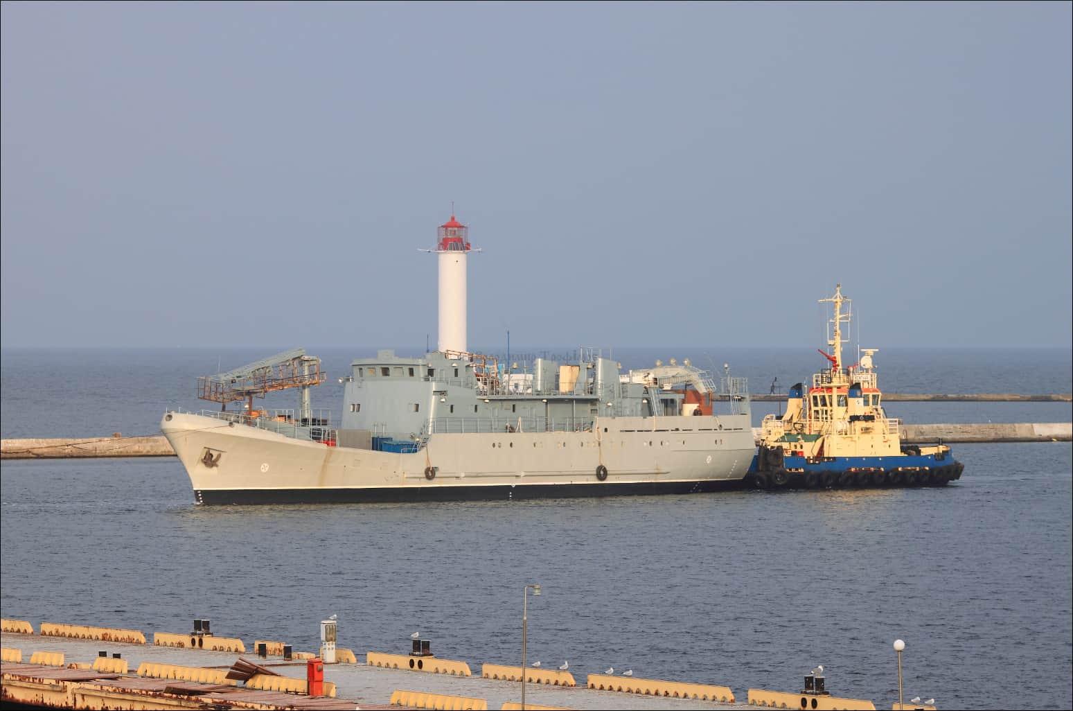 «Лагуну» буде добудовано в Одесі