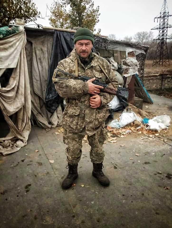 Старший солдат Дейкун Іван Вікторович