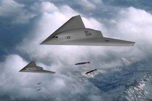 США прийняли на озброєння секретний БПЛА