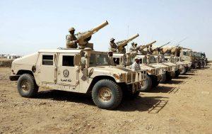 В Саудівській Аравії жінкам дозволили служити в армії