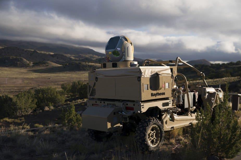 Система High Energy Laser Weapon Systems (HELWS)