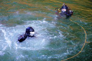 В Україні створено Школу водолазної підготовки