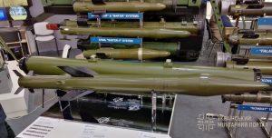 """КБ """"ЛУЧ"""" представив універсальну керовану ракету РК-10"""