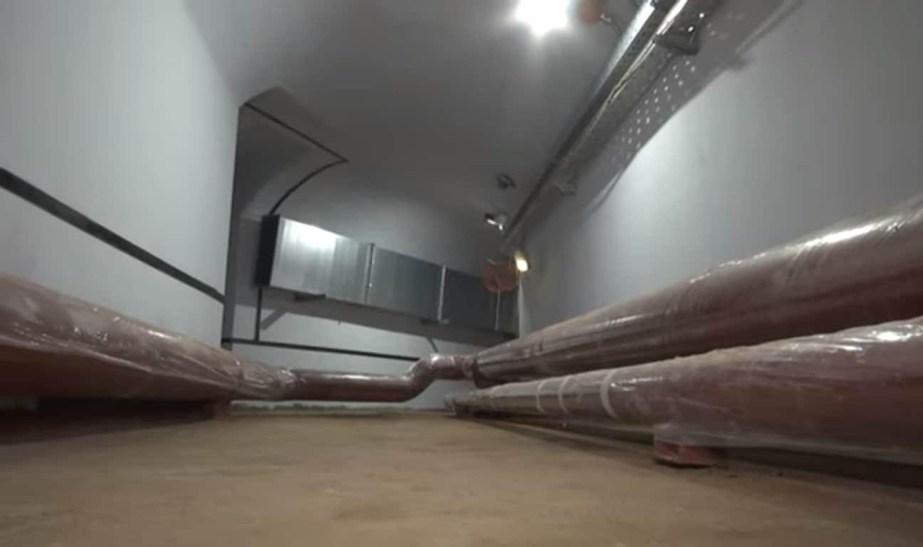 Окупант відновлює в Криму захищене підземне сховище ПММ