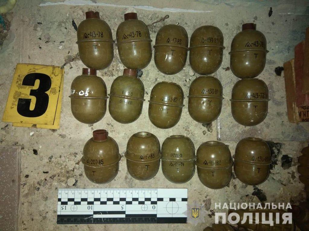 Виявлена зброя у підозрюваного в стрілянині в Харкові