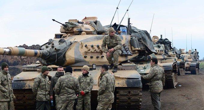 Турецька операція «Весна Миру (PeaceSpring)». День 2. – хроніка подій на 11 жовтня