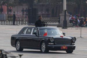 В КНР пройшов парад з нагоди 70-ої річниці країни