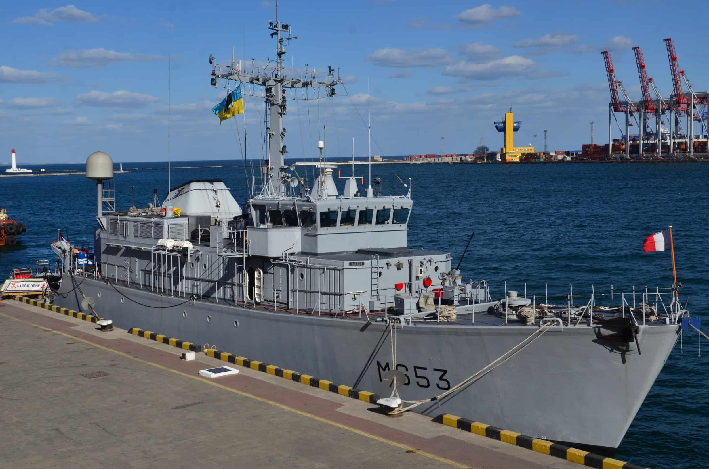 В Одесу в жовтні зайдуть три кораблі НАТО
