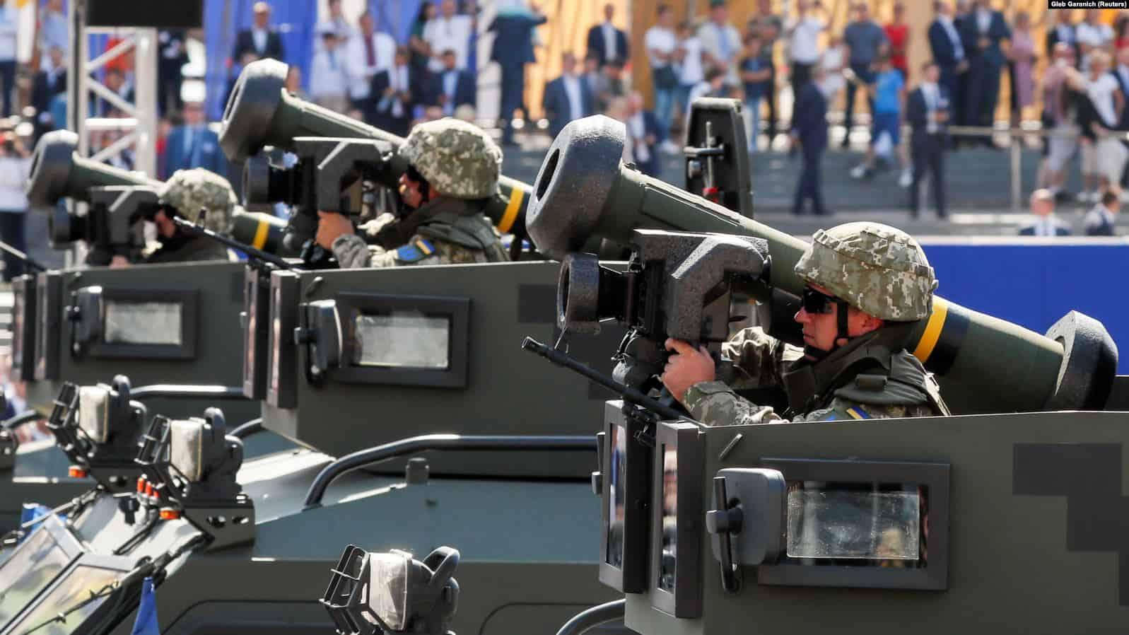Держдеп схвалив продаж Україні нових Javelin