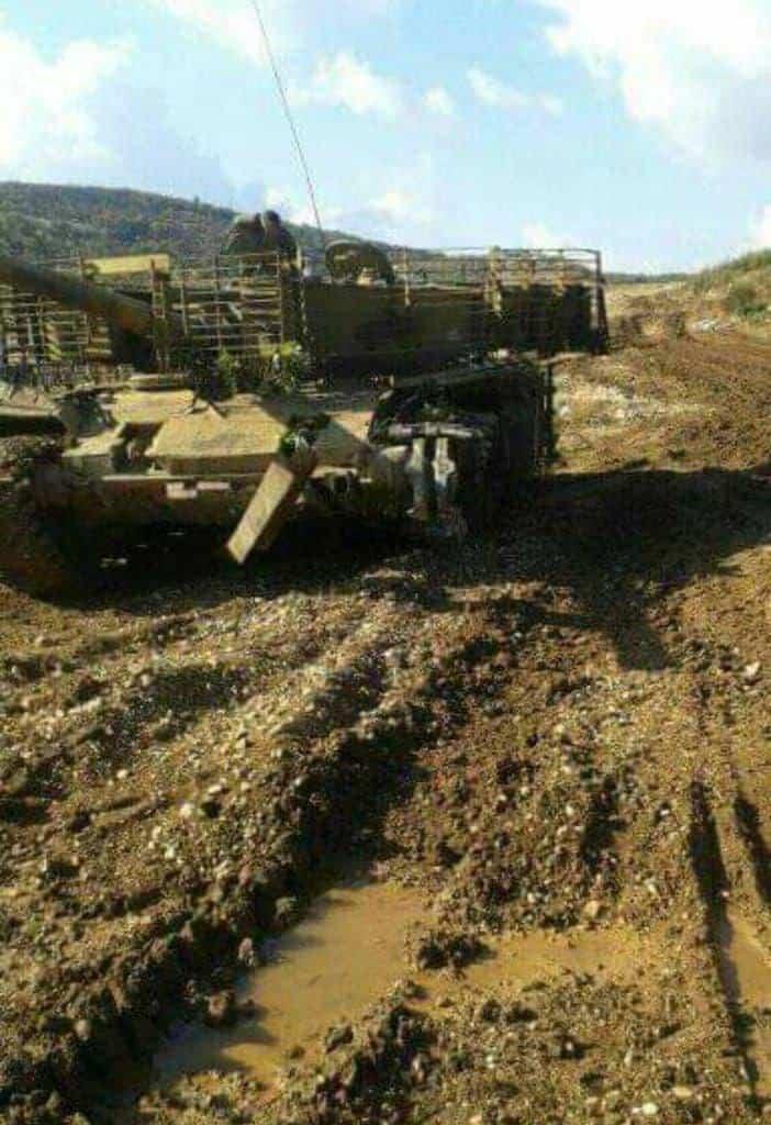 Турецькі війська розширюють зону контролю. Асадівські війська тікають. Американці знов поновили активність в Сирії. – хроніка подій на 31 жовтня