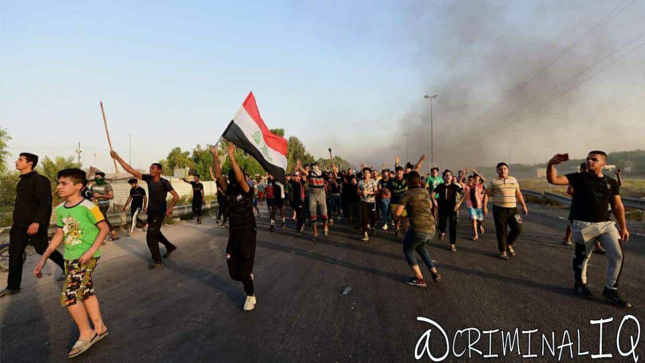 Гібридна світова. Дайджест – Протести в Іраку, в Сирії «200» «іхтамнет», вибух на іранському танкері і ще багато чого.