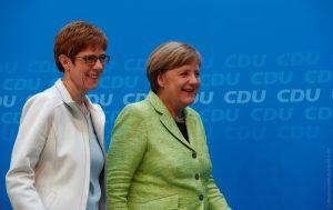 Німеччина планує зони безпеки в Сирії з Туреччиною та РФ