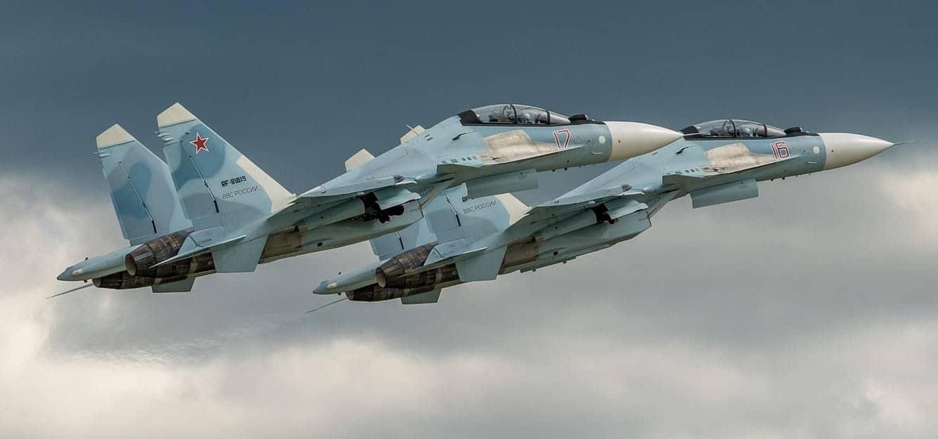 Літаки окупанта бомбили Крим