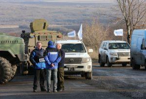 ОБСЄ підтвердило фінал розведення військ у Золотому