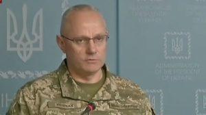 НГШ проти арешту Марченка і планує незалежну експертизу бронежилетів