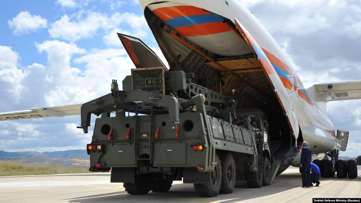США не сподобалось, як Туреччина тестувала С-400 на F-16