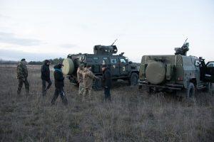 """Козак-2М1 і """"Новатор"""" випробували в Десні"""