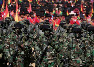 В Болівії стався військовий переворот
