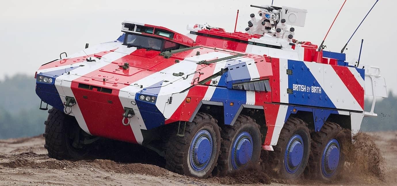 Армія Британії отримає «Boxer»