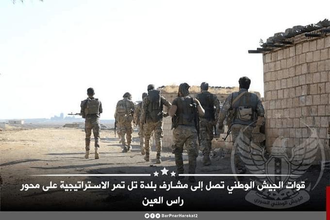 Турецькі війська поновили наступ на півдні Сирії. Місцеві нападають на турецько-російські патрулі. В Ідлібі триває протистояння.  – хроніка подій на 12 листопада