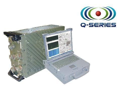Елементни компактної тактичної системи радіоелектронної розвідки та пеленгації TRC6200-DF