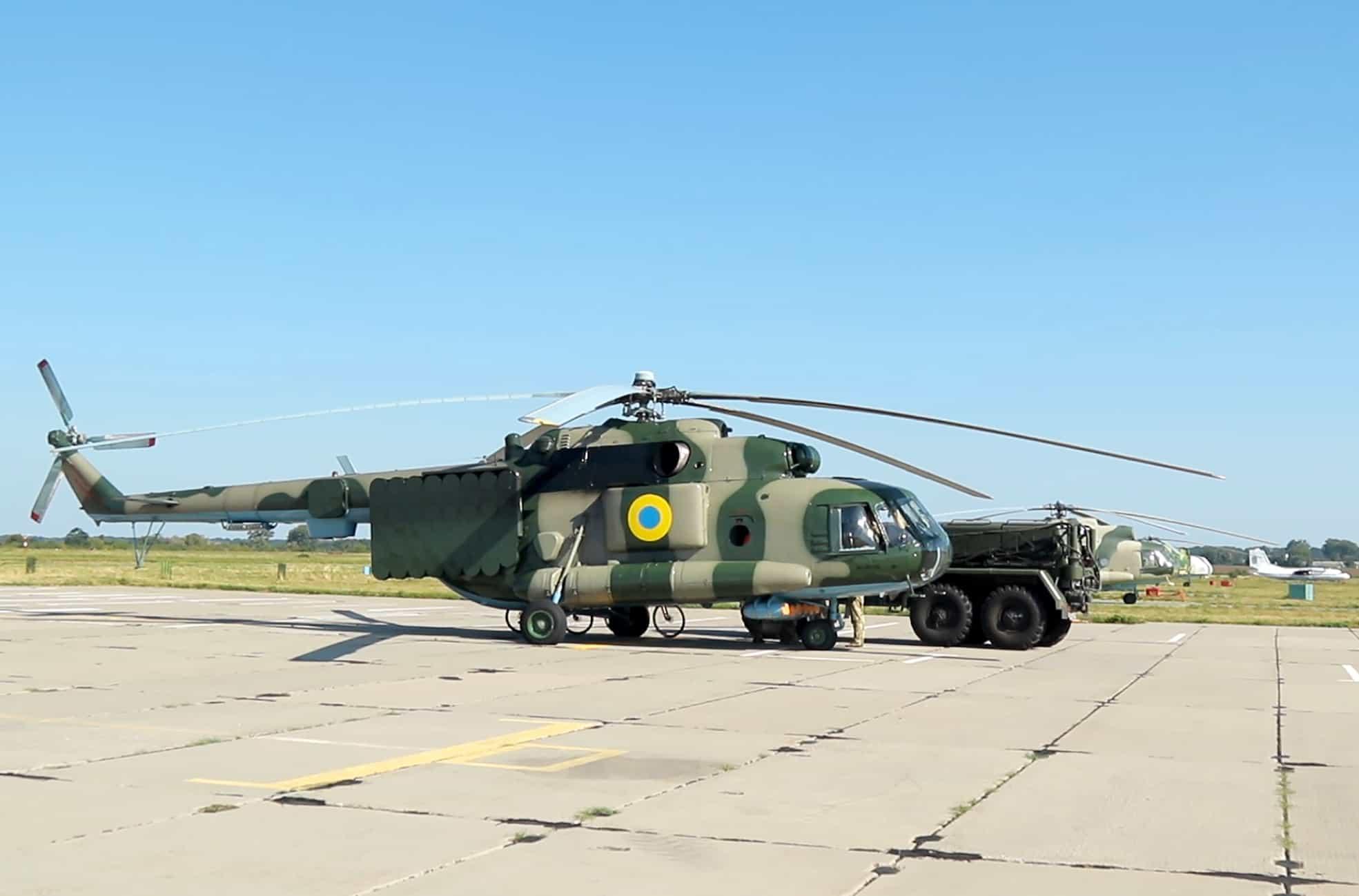 ЗСУ озброюється гелікоптерами РЕБ