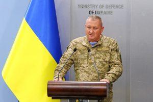 «Справа бронежилетів»: генерал Марченко залишається під вартою