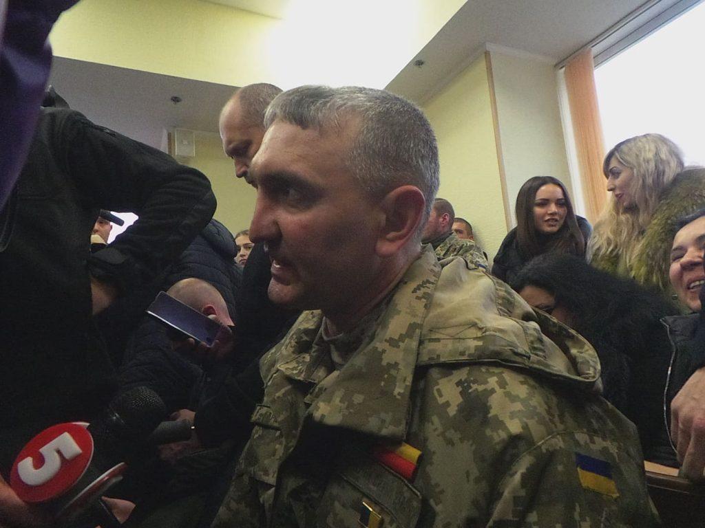 Герой України генерал-майор Ігор Гордійчук