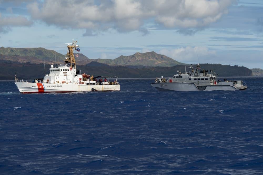 Катери USCGC Kiska (WPB-1336) та Mark VI