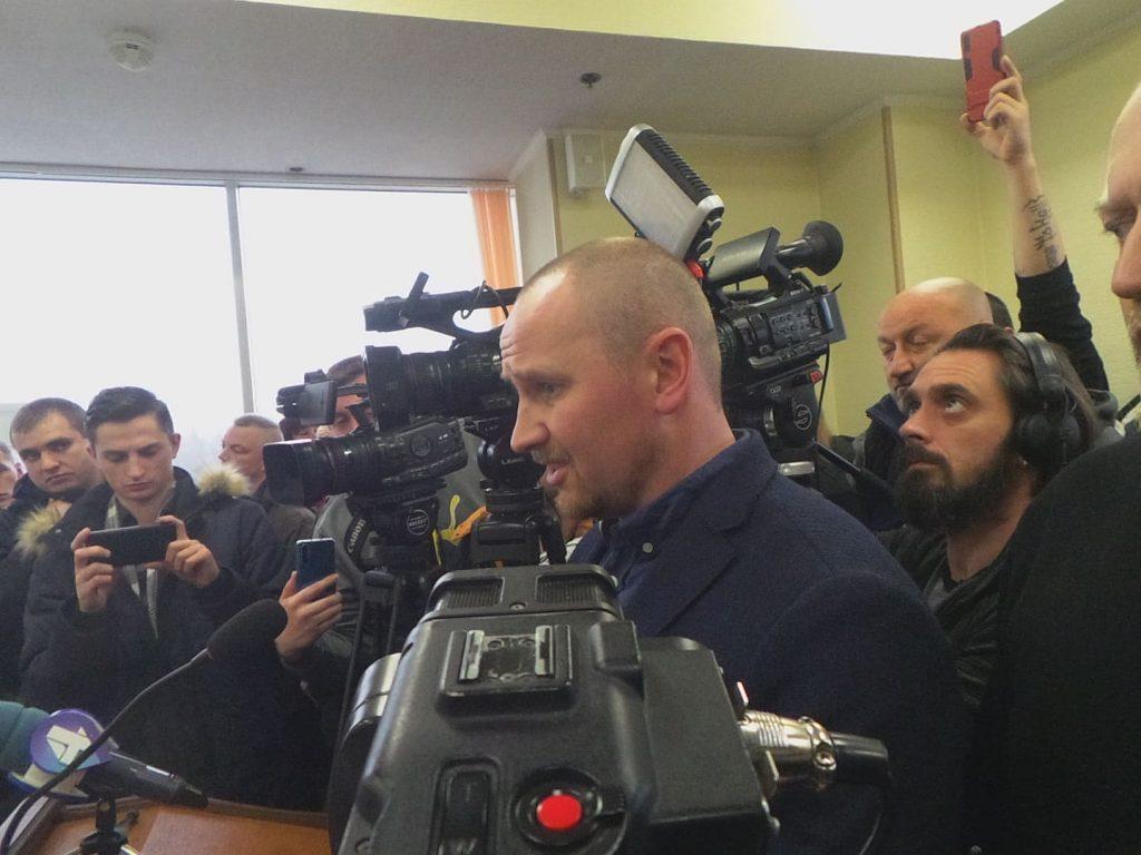 Керівник патрульної поліції України Євген Жуков