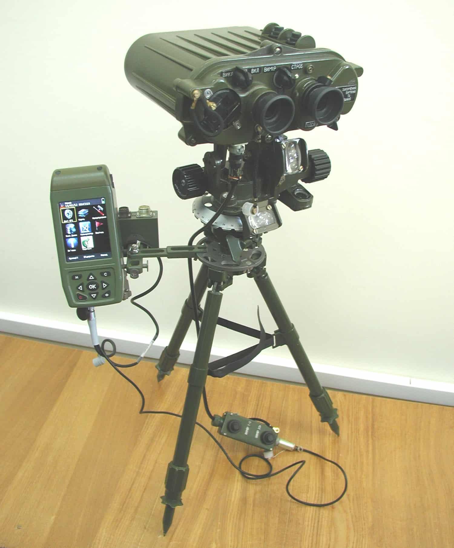 Комплекс розвідки СН-4003 «Базальт-ЛПР»
