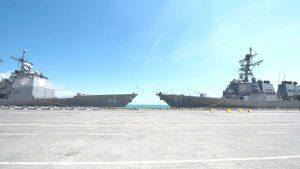 На початку 2019-го США скасували військові навчання у Чорному морі