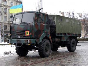 Національна гвардія закупить партію МАЗ-ів