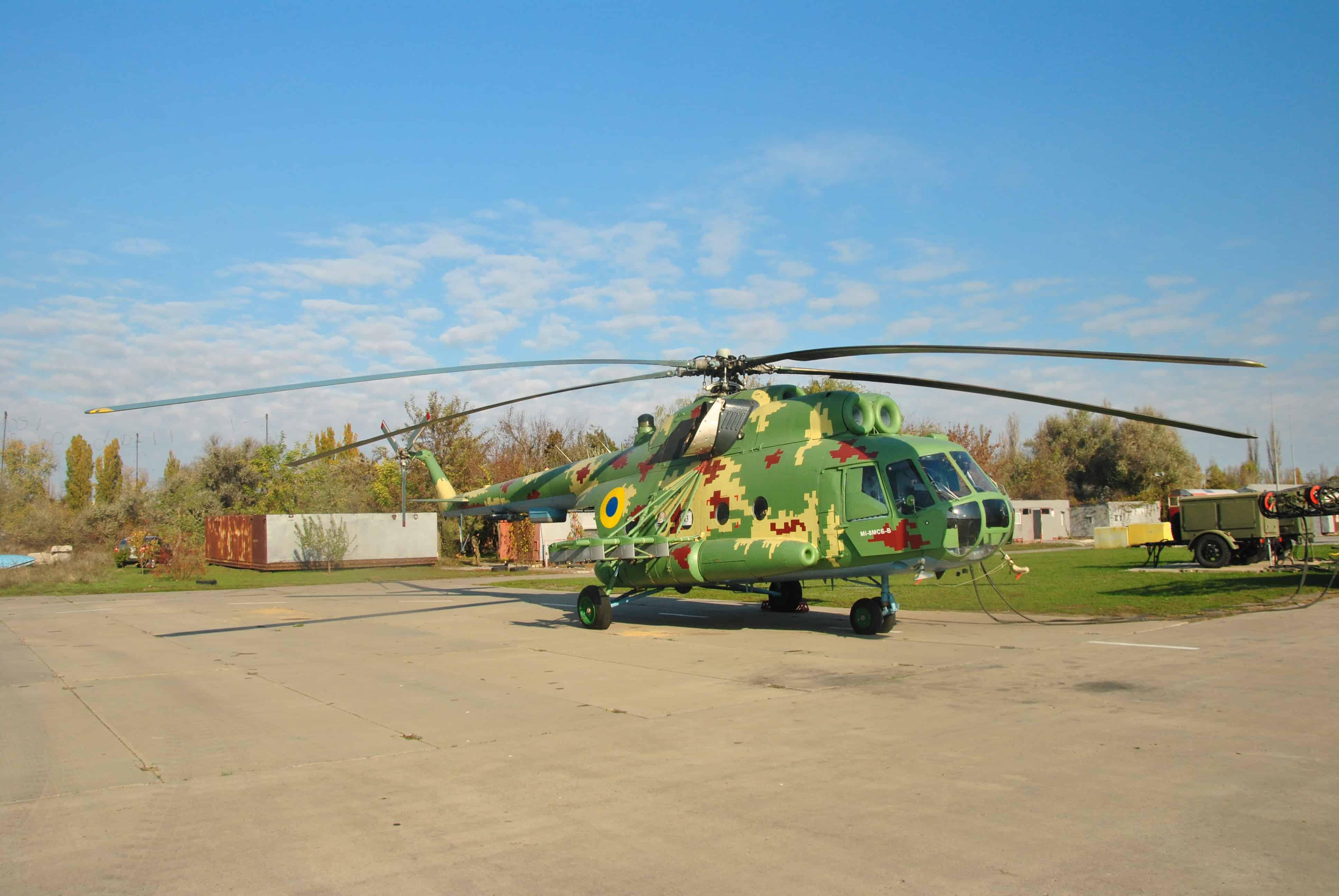 Мі-8МСБ-В 10 морської авіаційної бригади