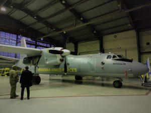 ЗСУ отримали модернізований Ан-26
